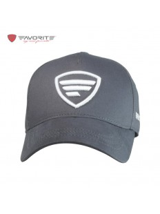 FAVORITE Cap Grey