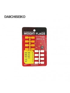 DAIICHISEIKO Weight Flags