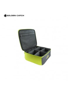 Golden Catch Two Reels Case